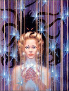 70's sci-fi art by Kelly Freas