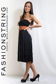 fashionstring.com webshop, fekete, egészruha, black cloth, női ruha, női ruha üzlet,  model photo rolandsarkadi.com, #sexy #girl #party ruha #randi ruha #ricza nicolett, #Mosonmagyaróvár #női ruha üzlet #fashion #women