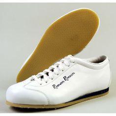 Roman Roosen Schuhe handgefertigt aus Leder weiß  http://www.feine-produkte.de/products/roman-roosen-schuhe-handgefertigt-aus-leder-weiss-556-de.html