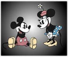 Mickey & Minnie Mouse | Original Disney