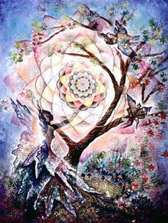 Fairy Tree ~ by Willow Arlenea