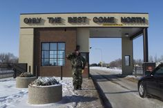 True Statement. :)   Minot Air Force Base, Minot North Dakota