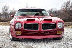 '73 Firebird Formula