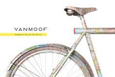 CGI Bike for Vanmoof