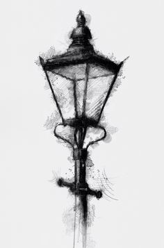 Big lamp : Sketch a day inspiration for day 82 ~ light. Big lamp sketch but darned if I can remember where © on paper, digital finish Dark Art Drawings, Pencil Art Drawings, Art Drawings Sketches, Cool Drawings, Hipster Drawings, Drawing Faces, Beautiful Drawings, Art Illustrations, Tattoo Sketches