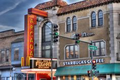 The Arcada Theater, St. Charles, IL