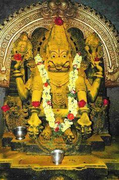 Mudigere Sri Yoga Narasimha Swamy Temple.