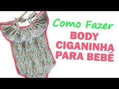❤ Learn Crafts with Bety ❤ - Passo Step-by-Step Crafts :: DIY :: Fabric Crafts :: Recycling :: How to Sew :: Free Video Course and Classes :: Premium Content Short Infantil, Baby Dress Patterns, Baby Sewing, Rompers, Fabric Crafts, Recycling, Alice, Content, Patrones