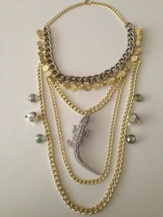 Necklace, collares, cristal