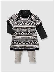 Baby Girl's 3-Piece Outfit http://www.parentideal.co.uk/vertbaudet---baby-girls-clothing.html