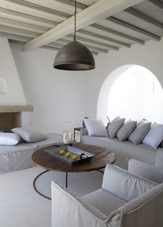 Beach house inspiration bycocoon.com | gray | villa design | wellness design | bathroom design | design products for easy living | Dutch Designer Brand COCOON