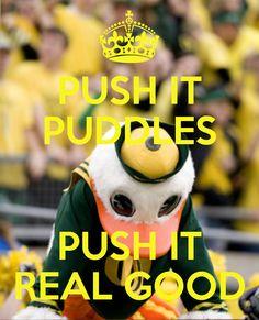 PUSH IT PUDDLES  PUSH IT REAL GOOD