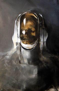 Zsolt Bodoni.  Memento Mori, 2011. Oil on canvas, 120 X 70 cm.    http://nicodimgallery.com/artists/zsolt-bodoni/    via http://darksilenceinsuburbia.tumblr.com/post/18813207108/zsolt-bodoni-memento-mori-2011-oil-on-canvas
