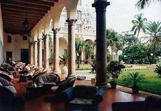 Hotel Nacional de Cuba in Havana, Cuba at Hotels of the Rich and Famous