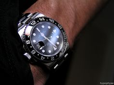 Rolex GMT-Master II 116710 - http://www.gucciwealth.com/rolex-gmt-master-ii-116710-2/