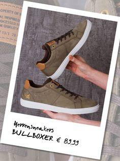 buy popular be2ea 4f9bc klassische Herrensneaker von Bullboxer  ModeGarhammer  Herrenschuhe   Bullboxer