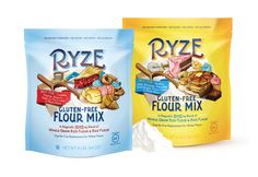 Enter to win the Ryze Gluten Free Flour Mixes Giveaway from FaveGlutenFreeRecipes.com!