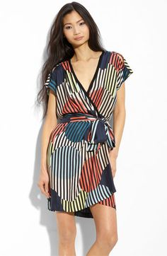 If I were wealthy, my closet would be full of Diane von Furstenbergs. Her eye for draping and patterns is awesome.