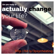 Are you ready to ACTUALLY change your life? 3 mindset tools to look for.. http://alexandrajamieson.com/are-you-ready-to-actually-change-your-life-3-key-psychological-insights/