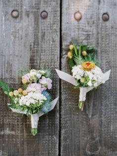 An Intimate Oregon Farm Wedding | Brides