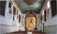 Interior igreja