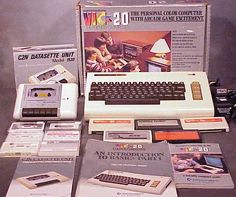Commodore VIC 20, My first computer