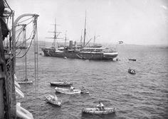 Rus arşivinden 138 yıl önce İstanbul 77.resim