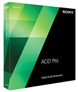 ACID Pro 7 - Professional Digital Audio Workstation Academic Edition