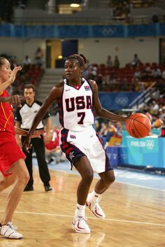 African-American Firsts Athletes: 1995: Sheryl Swoopes becomes the first female athlete to have an athletic shoe named after her.