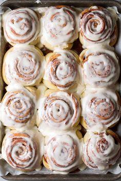 Better Than Cinnabon Cinnamon Rolls! 2019 Better Than Cinnabon Cinnamon Rolls! Cooking Classy The post Better Than Cinnabon Cinnamon Rolls! 2019 appeared first on Rolls Diy. Cinnamon Roll Icing, Cinnabon Cinnamon Rolls, Cinnamon Bun Recipe, Best Cinnamon Rolls, Cinnamon Recipes, Homemade Cinnamon Rolls, Cinammon Rolls, Overnight Cinnamon Rolls, Brunch Recipes