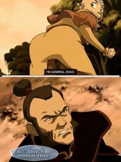 And to think, I believed Aang every time I watched this episode.
