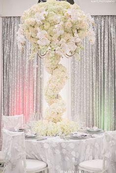 Amazing Seattle Wedding Show 2014 - Sal Floral Design Wedding Centerpieces, Wedding Table, Wedding Decorations, Bottle Centerpieces, Decor Wedding, Floral Centerpieces, Wedding Show, Dream Wedding, Luxury Wedding