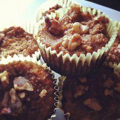 Grain Free Pumpkin Muffin! #Paleo #GlutenFree