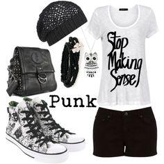 Punk Funk, created.