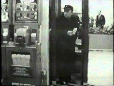 Candid Camera Flying Phone Booth with Harry Schnirman 1962 - YouTube