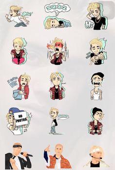 Justmoji by Justin Bieber | 13 Celebs Who Jumped On The Custom Emoji Trend