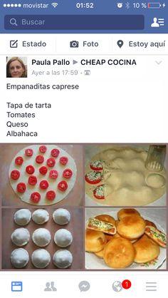 Empanadas capee se