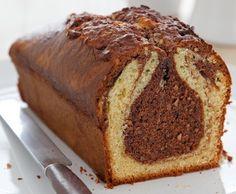 Vanille-Marmorcake
