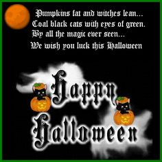 Halloween Picture Quotes | Happy Halloween Quotes Graphics And Comments |  October | Pinterest