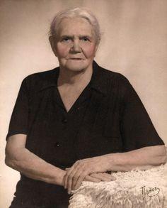 Barbara (Bertha) Solvany