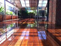 Decking Pergola Cranbourne, Ground Up Garden Renovators Pakenham Australia www.gardenrenovators.com.au