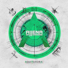 """Cresta Metálica Producciones » ALLENA estrena el single """"Sombras en mi mundo"""""""