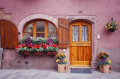 Entryway, Colmar, France