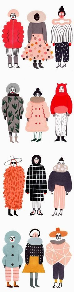 Illustrations by Ilk