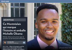 Ce Montréalais qui marque l'histoire et emballe... - La Presse+ Massachusetts Institute Of Technology, Justin Trudeau, Michelle Obama, Promotion, I Proud Of You, First Ladies, Sociology