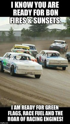 ready for racing season to come back!!!!!!!