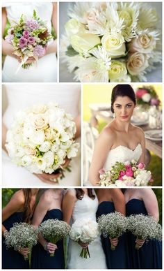 Best of the Best Wedding Bouquet Inspiration.