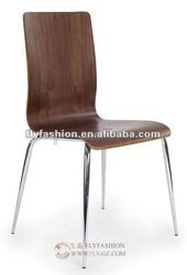 Bent plywood chair bentwood dining chair modern dining chair