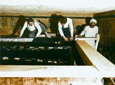 1922 год: открытие гробницы Тутанхамона – фотографии самой крупной археологической раскопки ХХ века