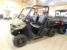 New 2016 Can-Am Defender HD8 Convenience Package ATVs For Sale in Illinois. 2016 Can-Am Defender HD8 Convenience Package, SALE PRICE INCLUDES 3 YEAR WARRANTY! 2016 Can-Am® Defender HD8 Convenience Package TOUGH. CAPABLE. CLEVER. When we engineered the Can-Am Defender, we pulled out all the stops. We made it tough, capable and clever to excel at everything you demand of it. You'll feel the difference as soon as you sit in and pull away. Features may include: HEAVY-DUTY ROTAX V-TWIN ENGINES…